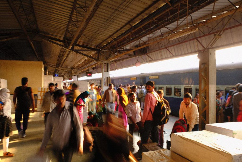 インド鉄道